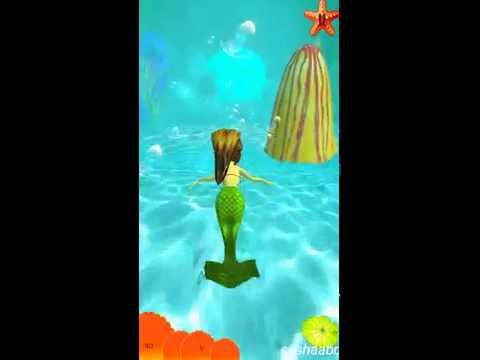 mermaid adventures обзор игры андроид game rewiew android
