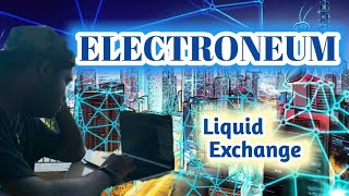 How to Buy Store and Hodl Electroneum Using Liquid Exchange