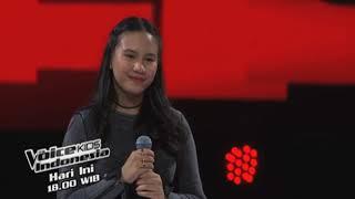 HARI INI! Blind Auditions Eps. 3   The Voice Kids Indonesia Season 2 GlobalTV 2017