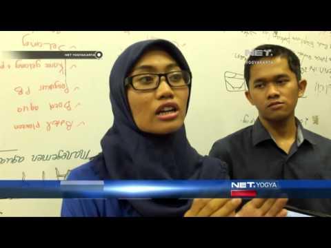 "NET YOGYA - Lima Mahasiswa UGM Ciptakan Program ""IWAK"""