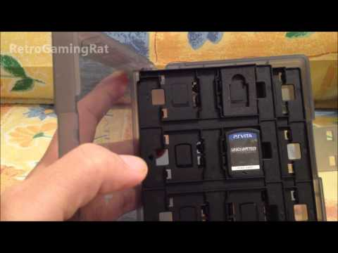 Hori Card Case 24 for PlayStation Vita Review