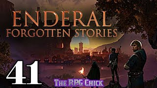 Let's Play Enderal - Forgotten Stories (Skyrim Mod - Blind), Part 41: South Quarter