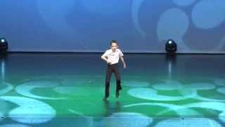 Jr. Solo age 10 Jazz Dance Elvis -- A Little Less Conversation