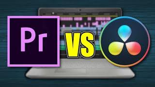 Adobe Premiere Pro VS DaVinci Resolve/ Pe care il alegi?