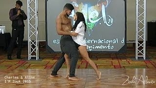 Awesome Dance Routine! Aline Cleto & Charles Espinoza - Zouk & Hip-Hop - Sevyn Streeter