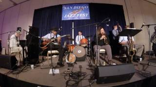 """""""Sweet Sue (Just You)"""" – The Big Butter Jazz Band (2016 San Diego Jazz Fest)"""