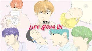 커버랄라 | 방탄소년단 (BTS) - Life Goes On