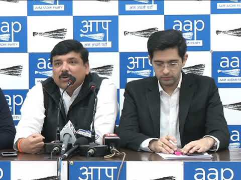 AAP Does not Support The statement Given By Cong Leader mani shankar aiyar to PM