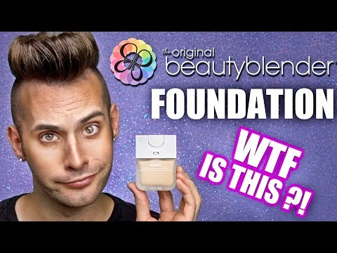 WTF BEAUTY BLENDER?! Beauty Blender Foundation Review | NO BULLSH*T