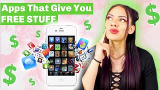 Apps That Give You Free Stuff | NO SURVEYS