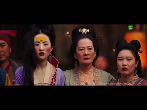 Trailer Mulán