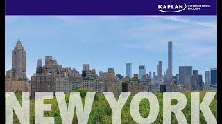 Kaplan International Amerika Tanıtım Videosu - New York-Empire State