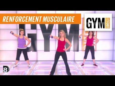 Si assez dun exercice sur le groupe des muscles