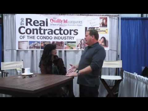 Quality 1st Basement Systems at a book signing event with Teresa Giudice.