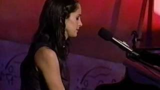 "Chantal Kreviazuk - ""Before You"" Live, 1999"