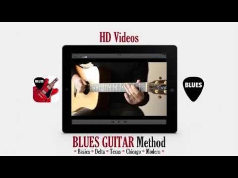 Video of Blues Guitar Method