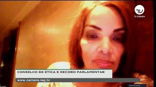 Conselho de Ética - Reunião de Oitiva - 15/04/2021 14:00
