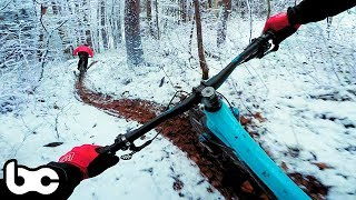 JAPANESE MTB PRO'S SHOW US THEIR FAVORITE TRAILS!