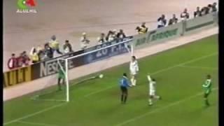 Match d'Ouverture CAN 1990 : Algérie5 - NIgéria 1