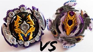Dead Hades VS Bloody Longinus | Hearts VS Lui | Beyblade Burst Super Z Battle