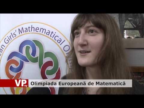 Olimpiada Europeană de Matematică