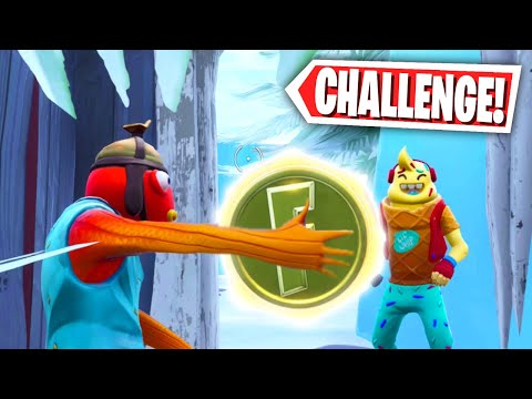 Ice Mountain Coin Challenge Parkour Map Fortnite Creative Mode