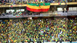 Ethiopian In South Africa Football Time