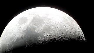 MOON AND PLANETS THROUGH CELESTRON ASTROFI 130MM REFLECTOR TELESCOPE
