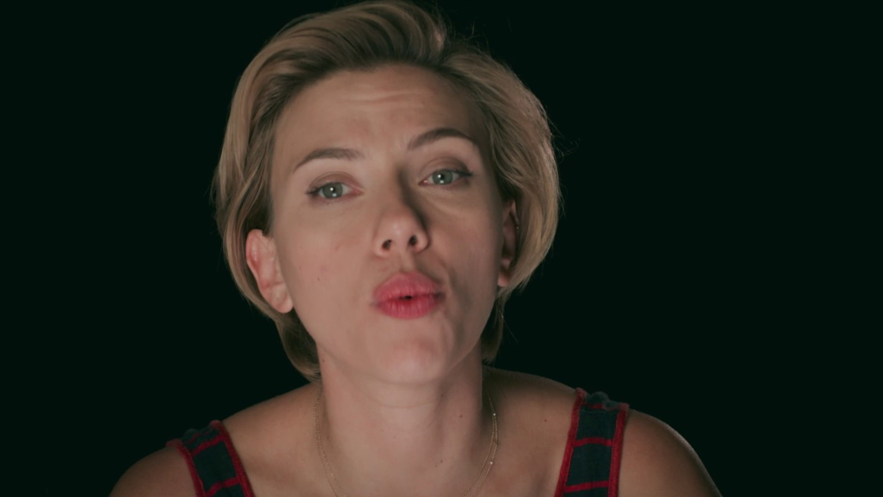 Scarlett Johansson Supports Operation Warrior Shield