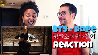 BTS - Dope Reaction