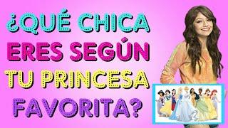 ¿Qué chica eres según tu princesa favorita? - Soy Luna