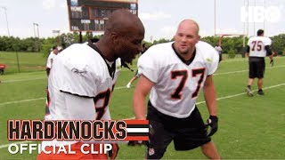 Chad Johnson on 'Kiss The Baby' | Hard Knocks: Training Camp w/ the Cleveland Browns | HBO - Video Youtube