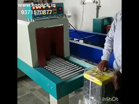 Floor Top Wrapping Machine