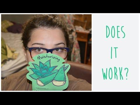 I'm Real Tea Tree Sheet Mask by TONYMOLY #7