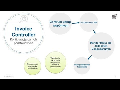 SNP Invoice Controller – monitoring kosztów i wydajności rejestracji faktur