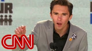 Thumbnail for David Hogg: You can hear the people in power shaking