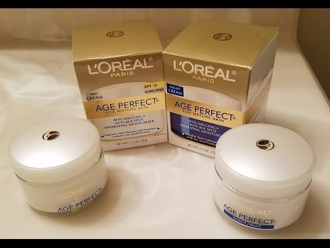 Age Perfect Cell Renewal Golden Serum by L'Oreal #8