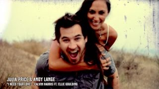 I Need Your Love (cover) - Andy Lange & Julia Price