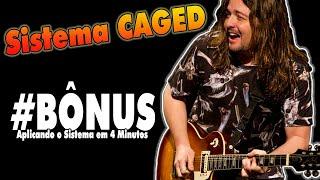 Sistema CAGED - Guitarra Online