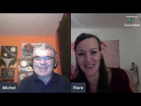 Invitée de Michel Gab sur Nouvelle Conscience Terrestre