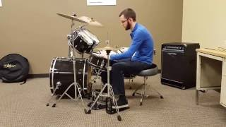James Taylor - Raised Up Family (Drum Cover)