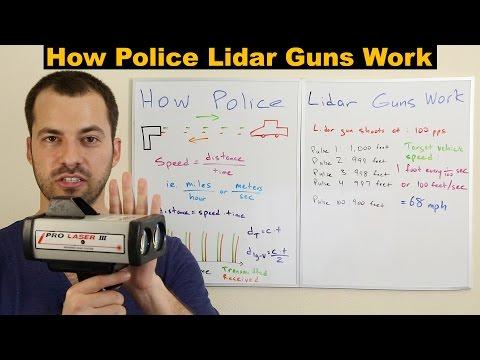 Escort Passport Max >> How Police Lidar Guns Work – Vortex Radar