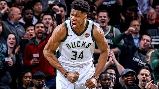 Giannis Antetokounmpo Is A One Man Fast Break   The Best of the Greek Freak Compilation