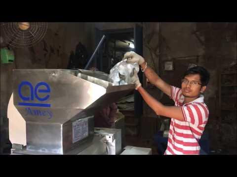 Pharma Filled and Empty Bottle Crusher Machine