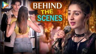 Behind The Scenes: Vaaste Song   Dhvani Bhanushali    Tanishk Bagchi   Nikhil D'Souza   T-Series