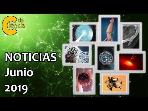 Noticias científicas junio 2019