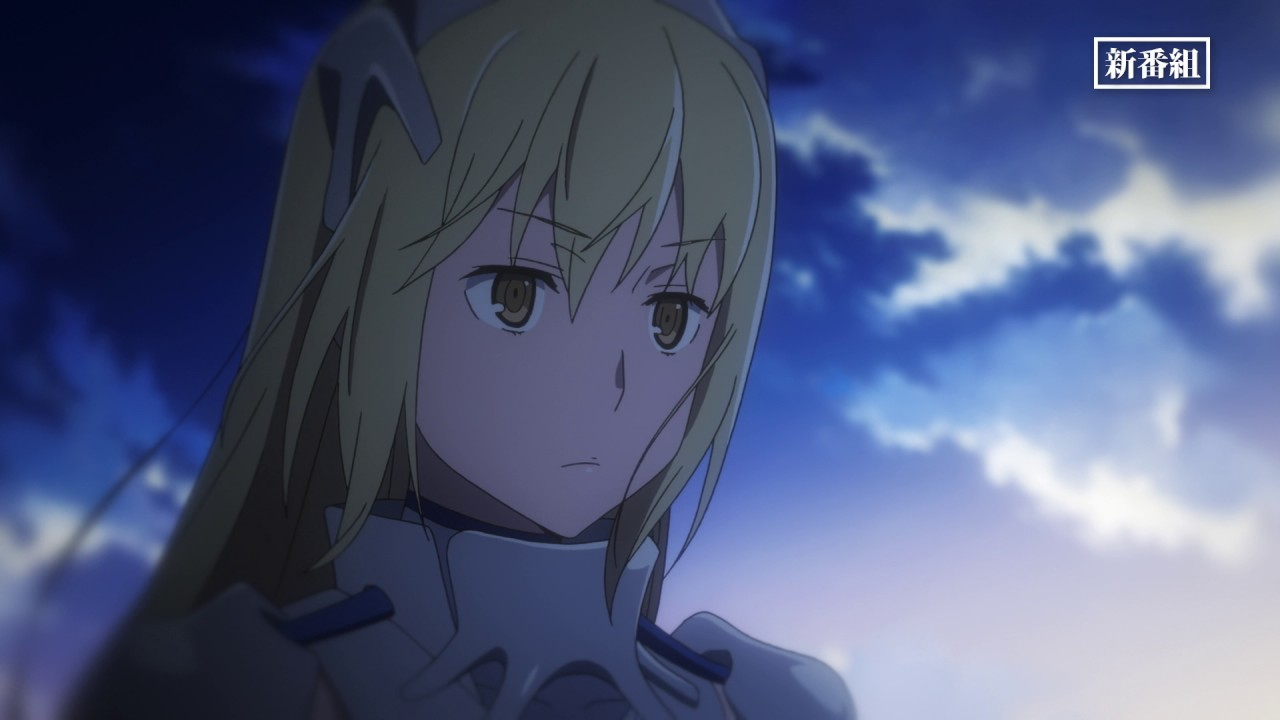 What It's Like to Watch DanMachi and Sword Oratoria
