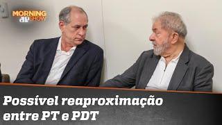 Lula e Ciro reataram? Entenda o que aconteceu