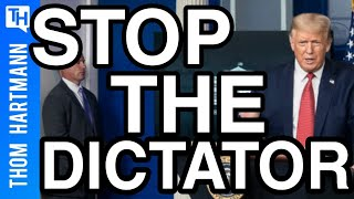 Can We Stop Trump From Playing Dictator?