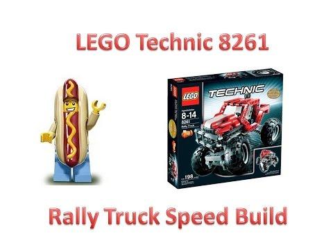 Vidéo LEGO Technic 8261 : Le tout-terrain